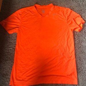 Nike men's dri-fit running top.